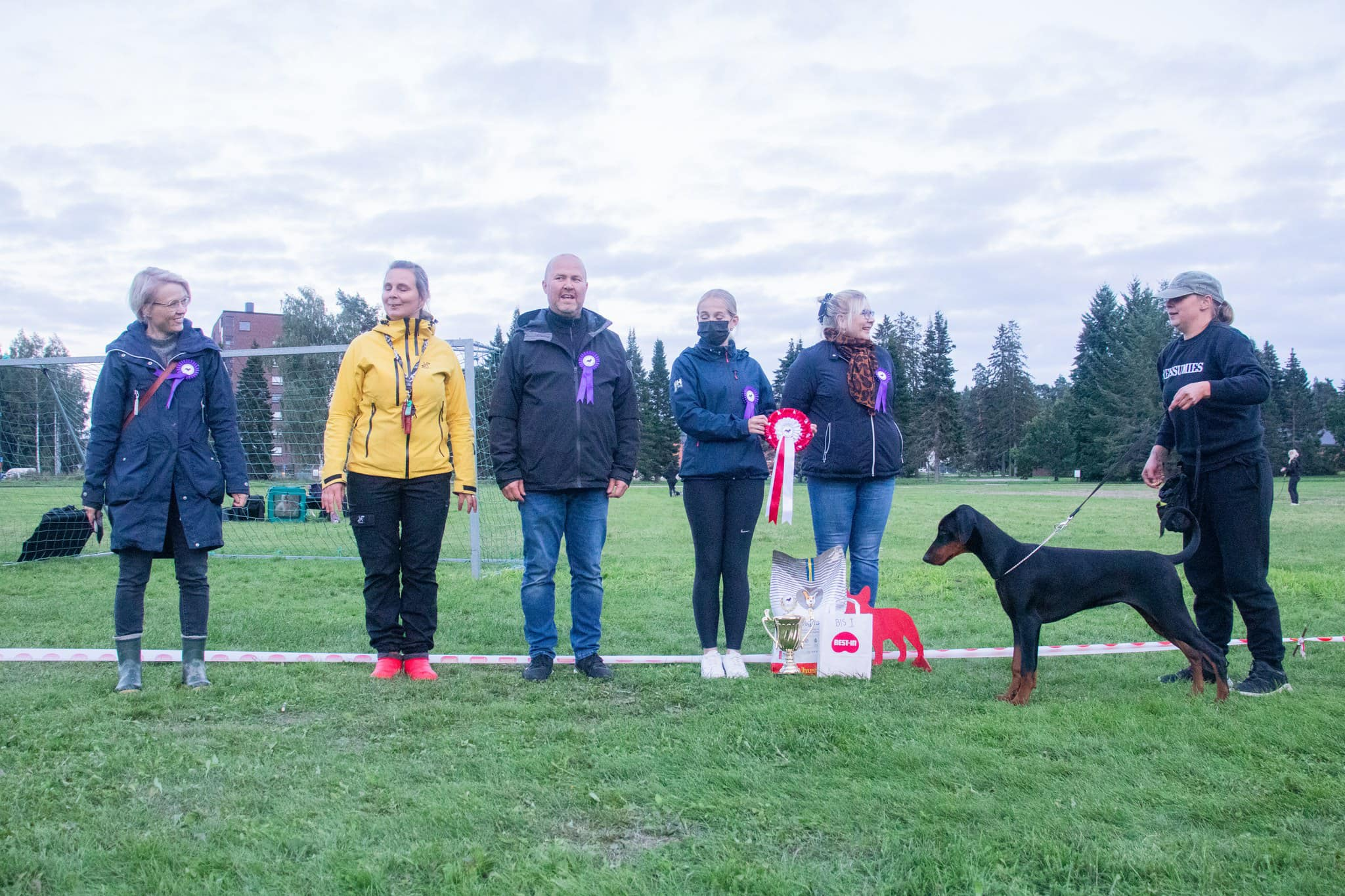 match show Tuusula 2021